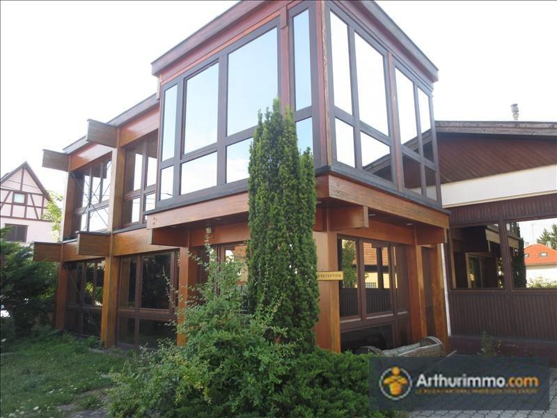 Sale office Ingersheim 371000€ - Picture 1
