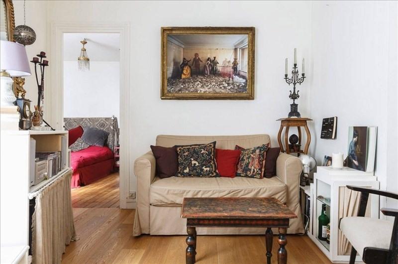 Rental apartment Paris 18ème 1100€ CC - Picture 2
