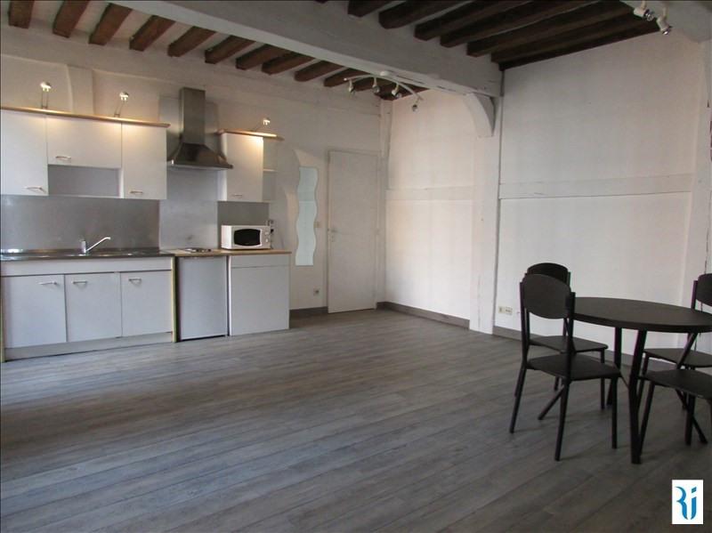 Alquiler  apartamento Rouen 550€ CC - Fotografía 2