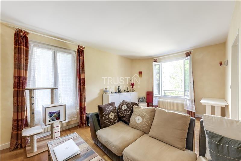 Vente appartement Paris 15ème 424000€ - Photo 2