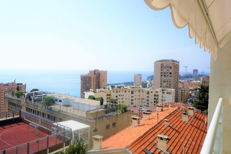 Sale apartment Beausoleil 383 000€ - Picture 1