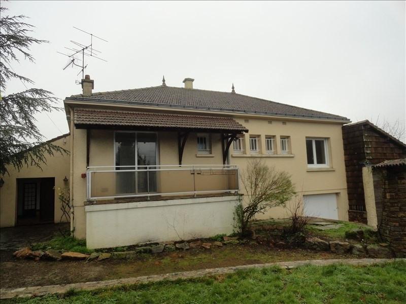 Sale house / villa La bernardiere 223900€ - Picture 1
