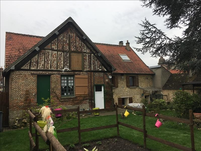 Sale house / villa Chaumont en vexin 230000€ - Picture 2