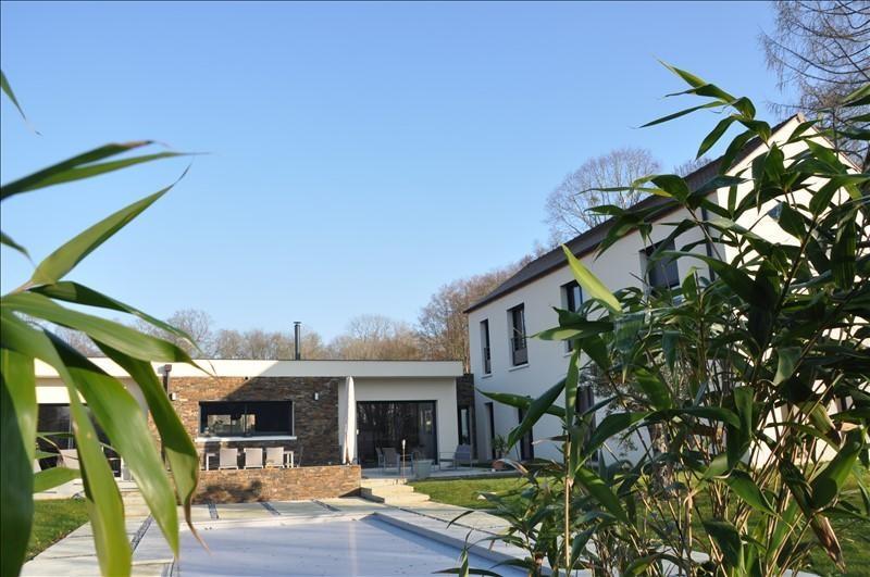 Deluxe sale house / villa Crespieres 1190000€ - Picture 1