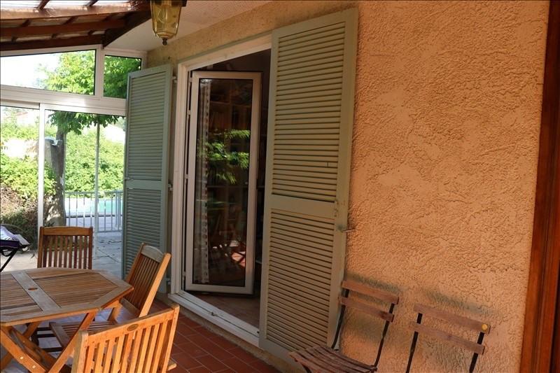 Venta  casa Le puy-sainte-réparade 429000€ - Fotografía 7