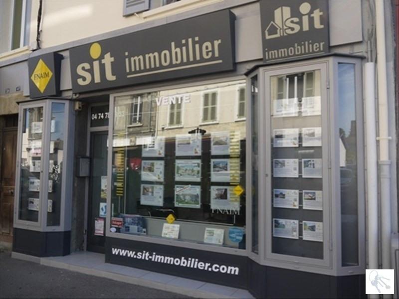 Sale apartment Vienne 59000€ - Picture 4