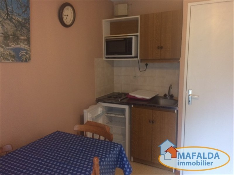 Vente appartement Mont saxonnex 54 500€ - Photo 1