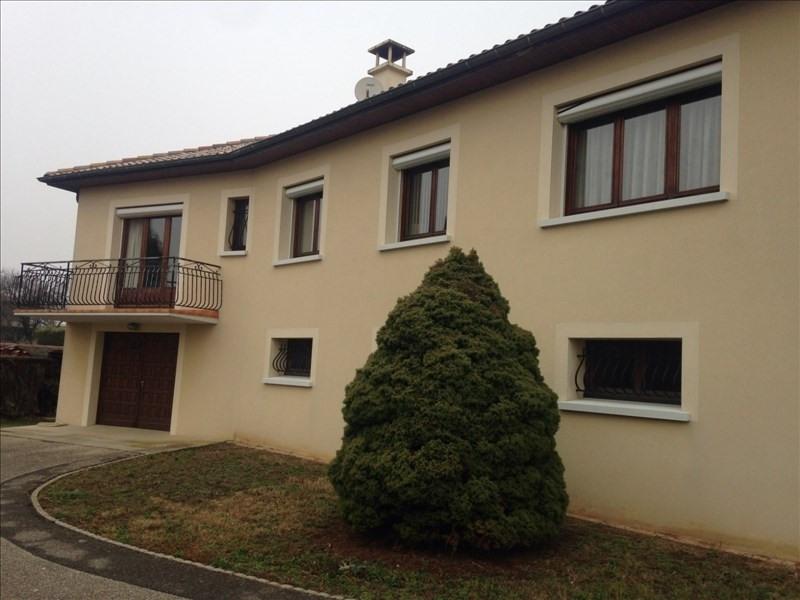 Sale house / villa St maurice l exil 273000€ - Picture 2