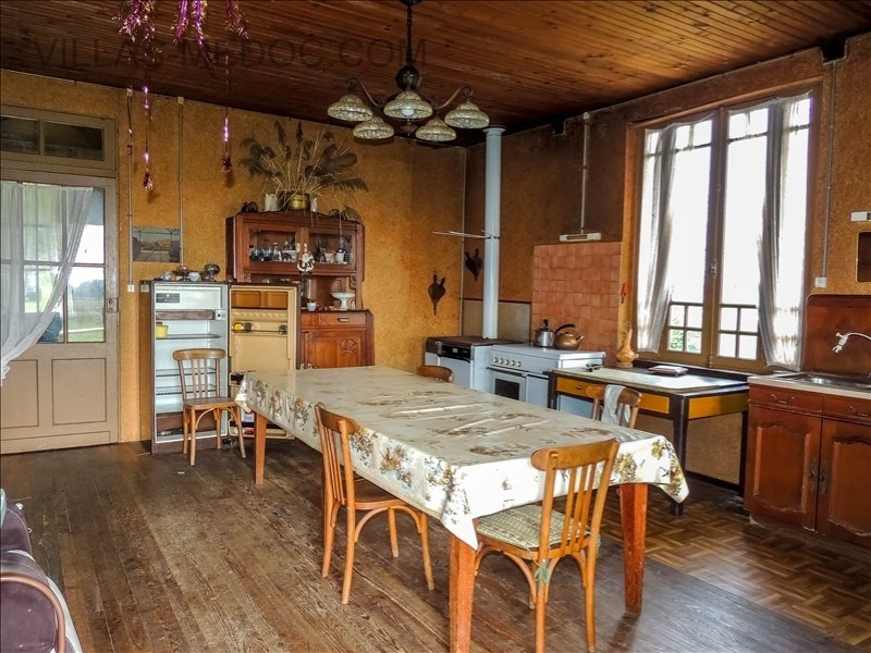 Vente maison / villa Saint seurin de cadourne 109500€ - Photo 7