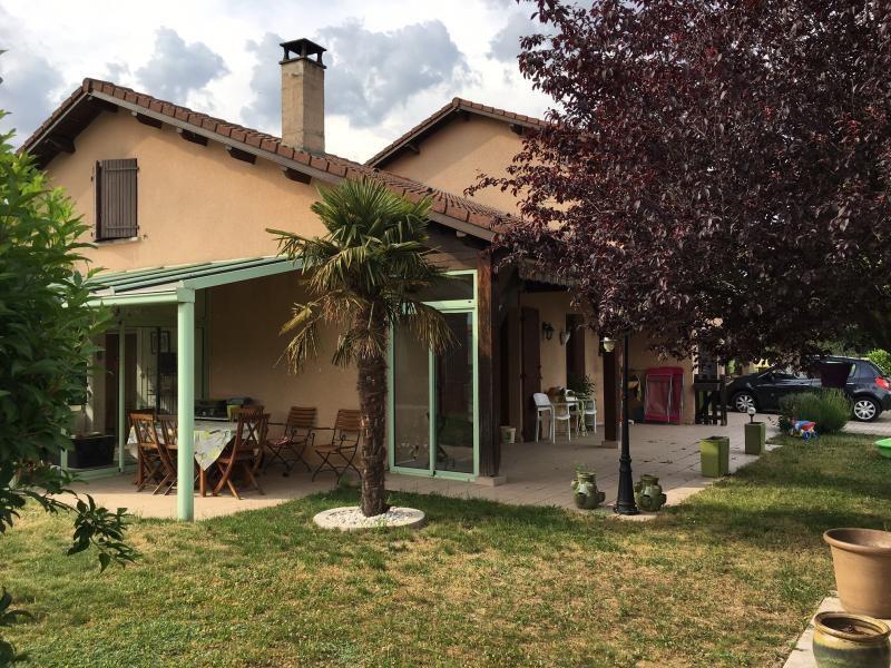 Vente maison / villa St laurent de mure 362000€ - Photo 1