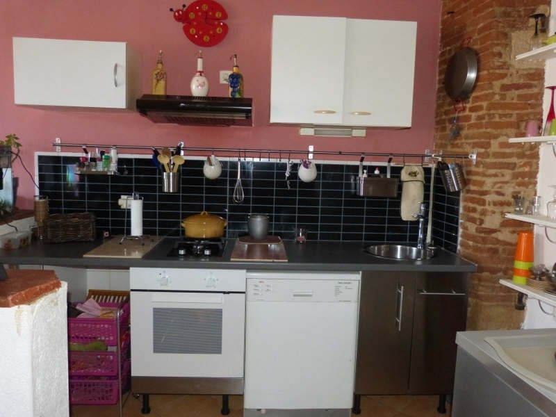 Rental apartment Caraman 580€ CC - Picture 3