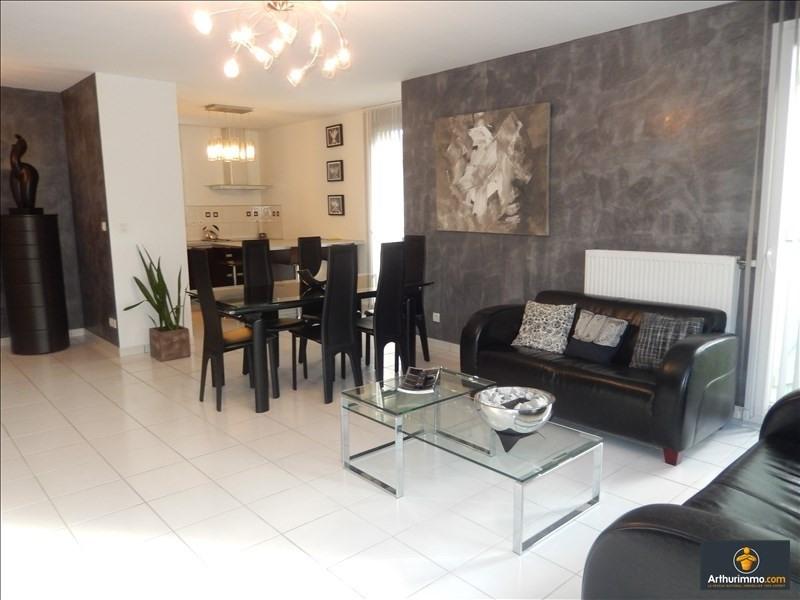 Vente maison / villa L'isle d'abeau 219000€ - Photo 4