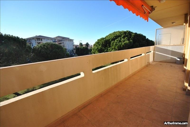 Sale apartment Frejus-plage 129900€ - Picture 1
