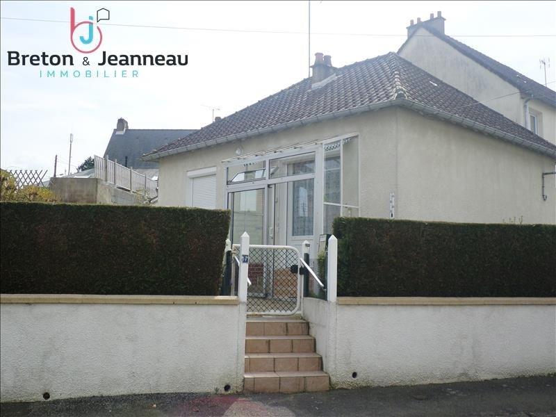 Vente maison / villa St berthevin 54500€ - Photo 8