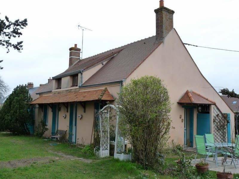 Rental house / villa Vienne en val 650€ CC - Picture 1