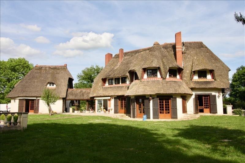 Sale house / villa Damville 350000€ - Picture 2