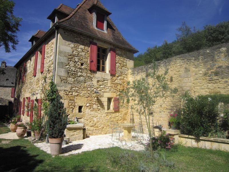 Sale house / villa Bezenac 475000€ - Picture 7