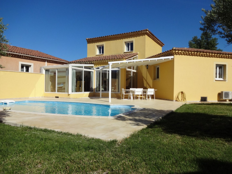 Vente maison / villa Vedene 425 000€ - Photo 14