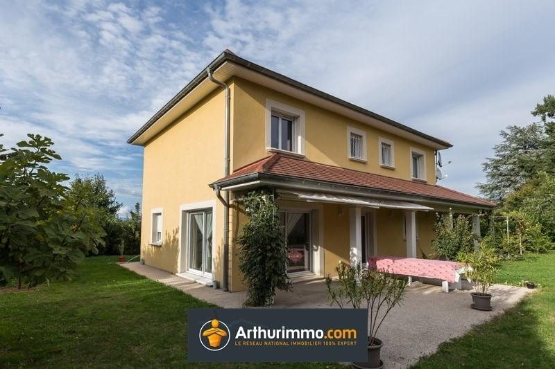 Vente maison / villa Morestel 320000€ - Photo 2