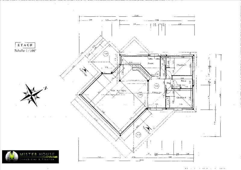 Immobile residenziali di prestigio casa Montauban 760000€ - Fotografia 5