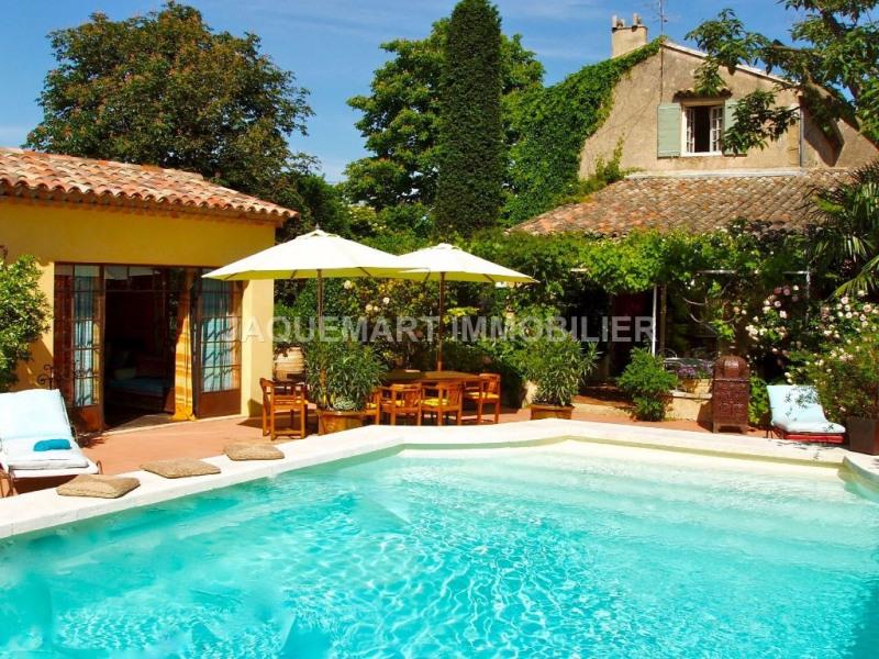 Vente de prestige maison / villa Lambesc 795000€ - Photo 2