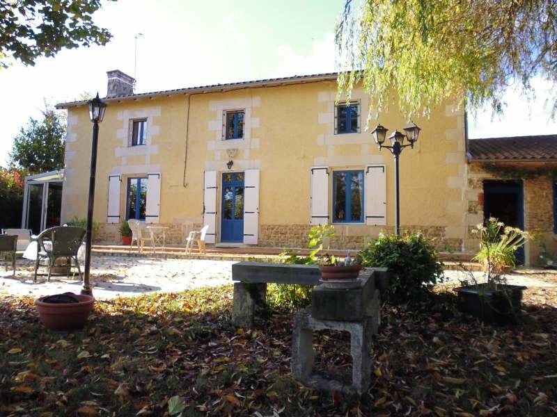 Venta  casa Nouaille maupertuis 278000€ - Fotografía 1