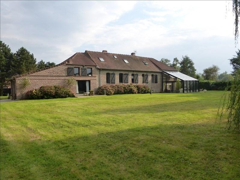 Vente de prestige maison / villa Bethune 670000€ - Photo 1