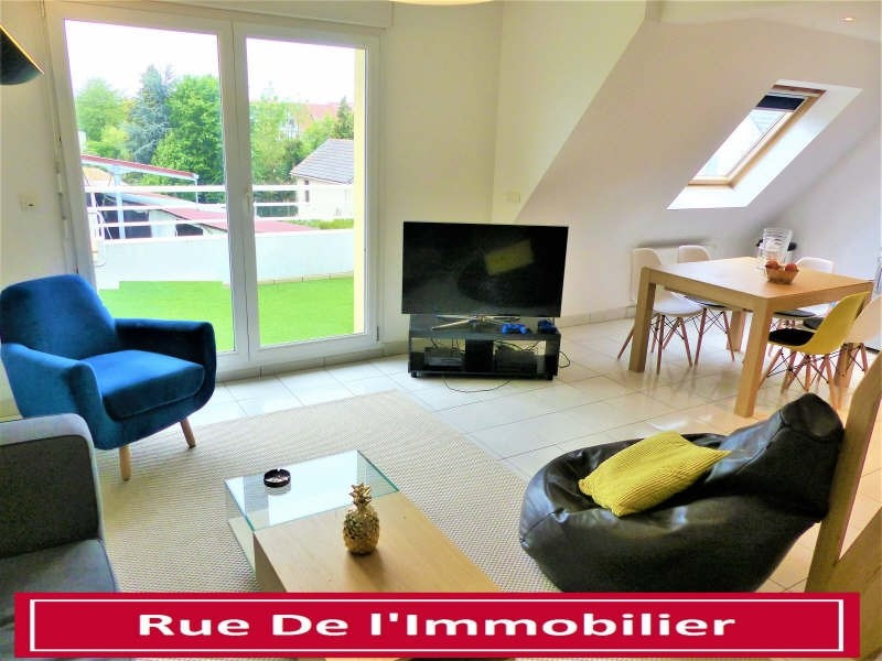 Sale apartment Drusenheim 189 890€ - Picture 1