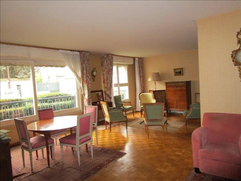 Vente appartement Versailles 650000€ - Photo 1