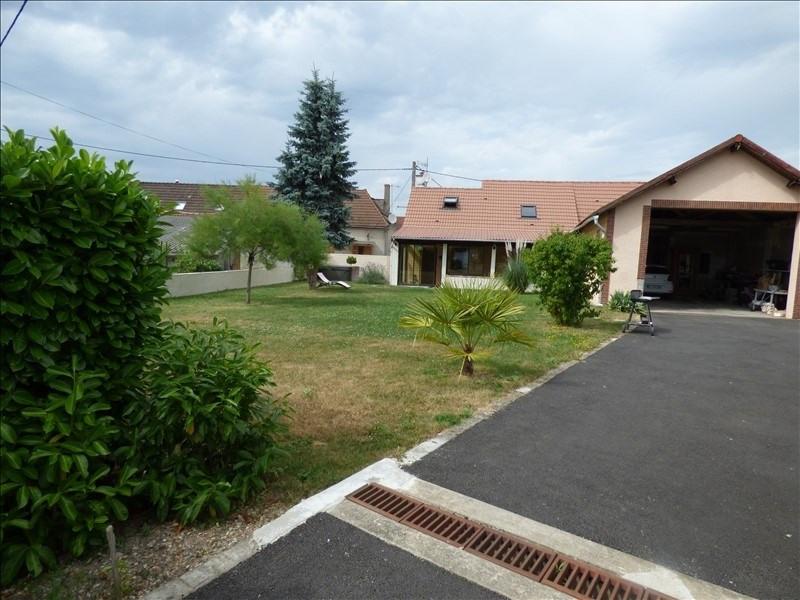 Venta  casa Jaligny sur besbre 185000€ - Fotografía 7