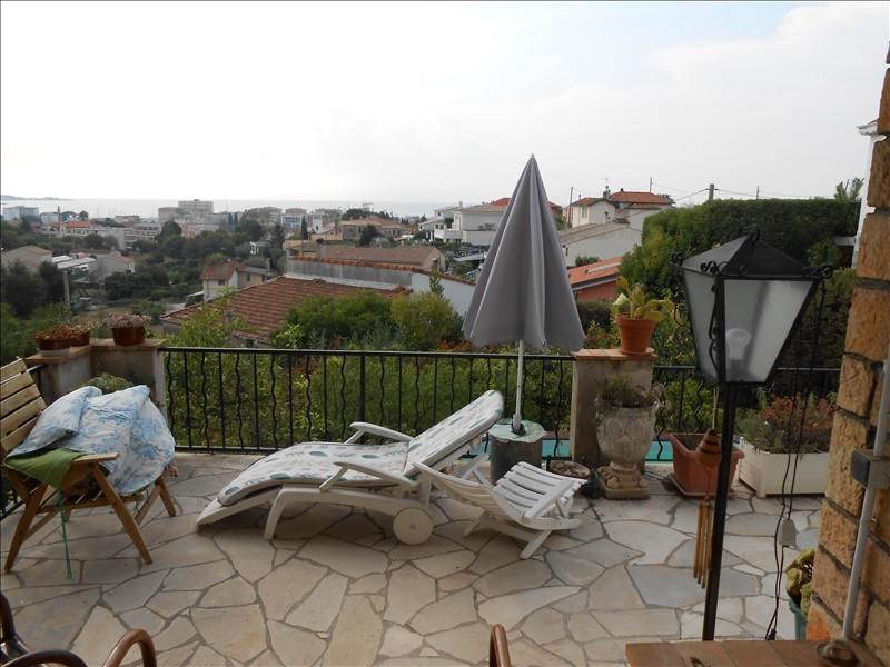 Revenda residencial de prestígio casa Le golfe juan 816200€ - Fotografia 8