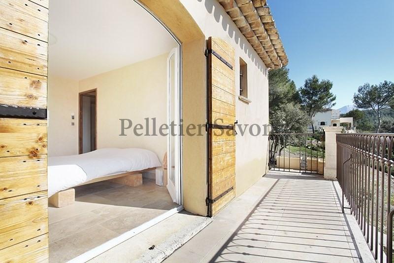 Vente de prestige maison / villa Le tholonet 1490000€ - Photo 10