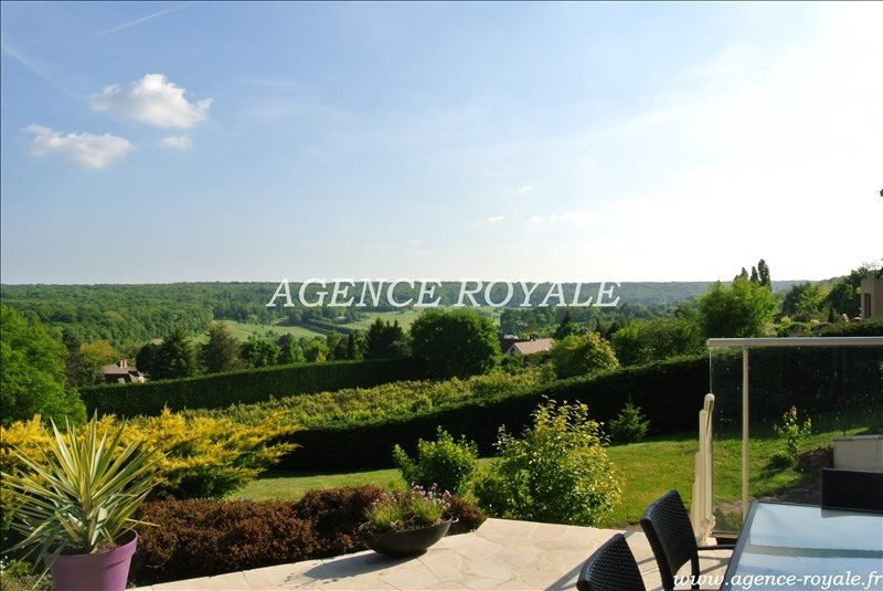 Deluxe sale house / villa Chambourcy 1 350 000€ - Picture 1