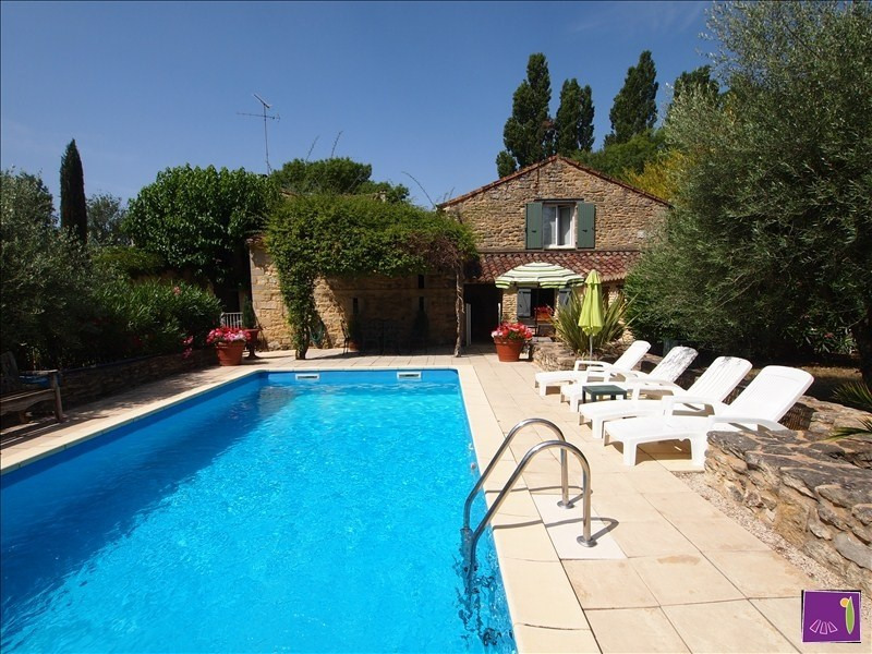 Deluxe sale house / villa Uzes 798 000€ - Picture 4