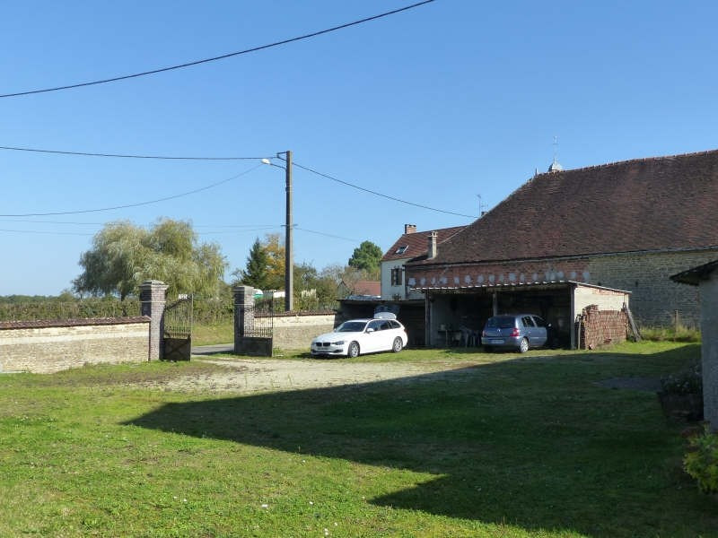 Vente maison / villa Neuvy sautour 96000€ - Photo 11