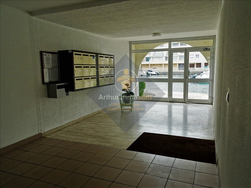 Sale apartment Sete 89 000€ - Picture 4