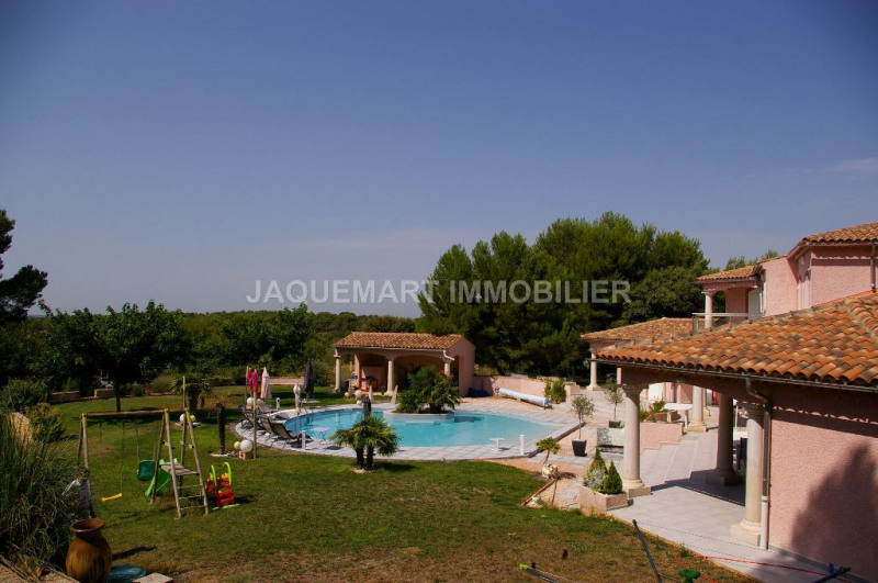 Vacation rental house / villa Lambesc 2 200€ - Picture 5