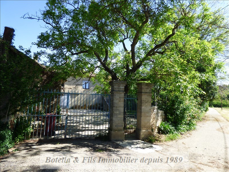 Vente maison / villa Tresques 357 000€ - Photo 1
