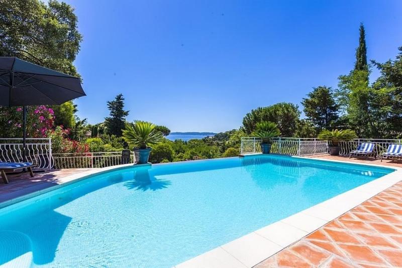 Deluxe sale house / villa Ste maxime 1890000€ - Picture 1