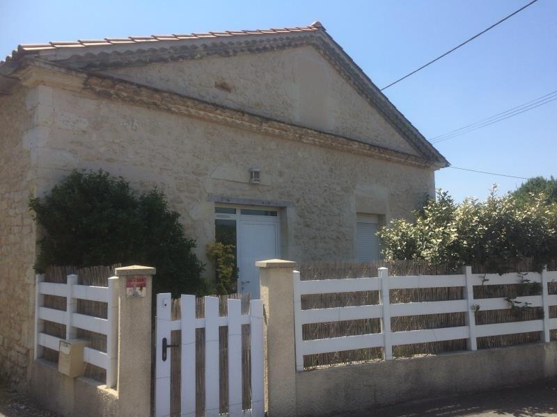 Vente maison / villa Queyrac 130000€ - Photo 1