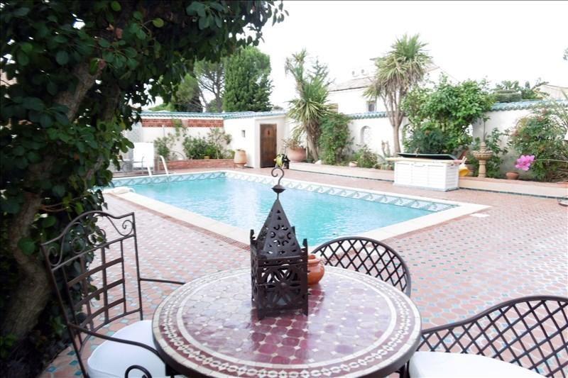 Sale house / villa Saint-brès 451000€ - Picture 2