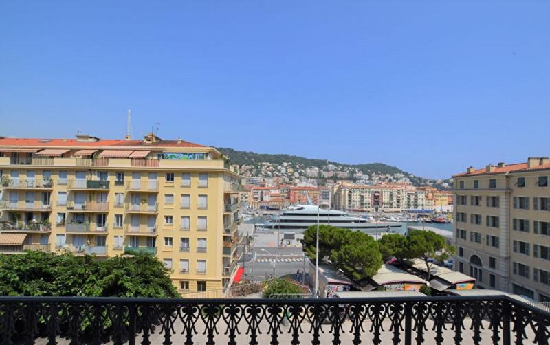 Verkoop van prestige  appartement Nice 630000€ - Foto 1