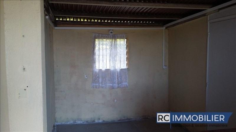 Sale house / villa St benoit 107000€ - Picture 2