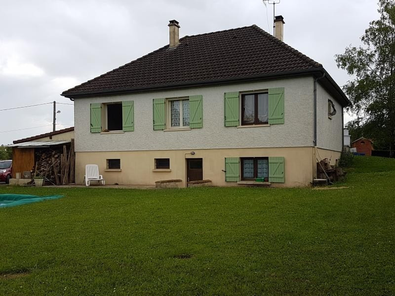 Vente maison / villa Parigny les vaux 159 000€ - Photo 1
