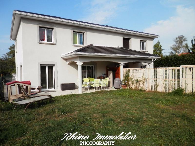 Vente maison / villa Jonage 289000€ - Photo 1