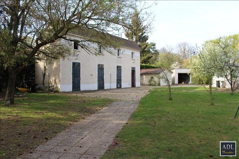 Deluxe sale house / villa Lamorlaye 616550€ - Picture 8