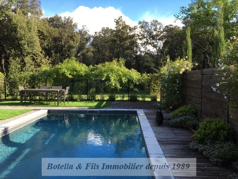 Deluxe sale house / villa Uzes 880000€ - Picture 2
