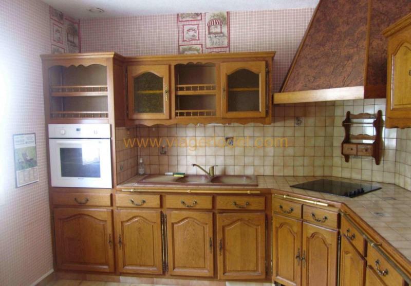 Vendita nell' vitalizio di vita casa Villegouin 45000€ - Fotografia 8