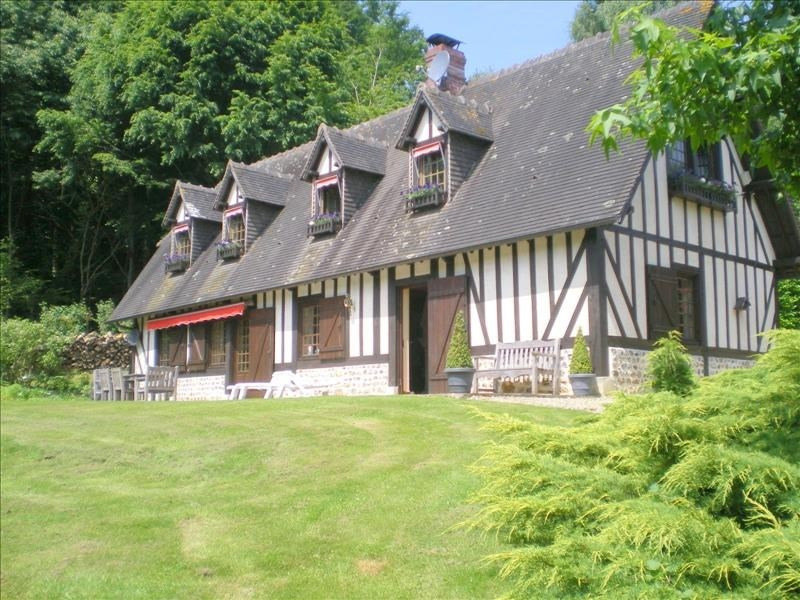 Vente de prestige maison / villa Honfleur 575000€ - Photo 1