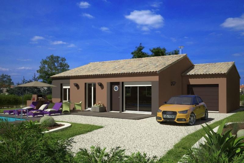 Maison  5 pièces + Terrain 600 m² Lorgues par LES MAISONS DE MANON BRIGNOLES